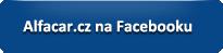 Alfacar.cz - Facebook stránka